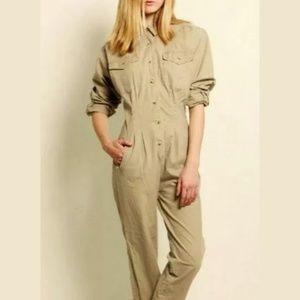 """Vintage Banana Republic """"freesuit"""" or flight suit"""